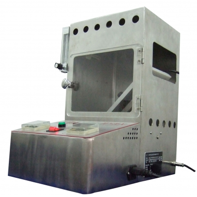 TN1828  45 Degree Flammability Tester (16CFR1611)
