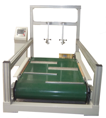 TN3018  Irregular Surface Test Equipment , Dynamic Durability Tester for Child Conveyances