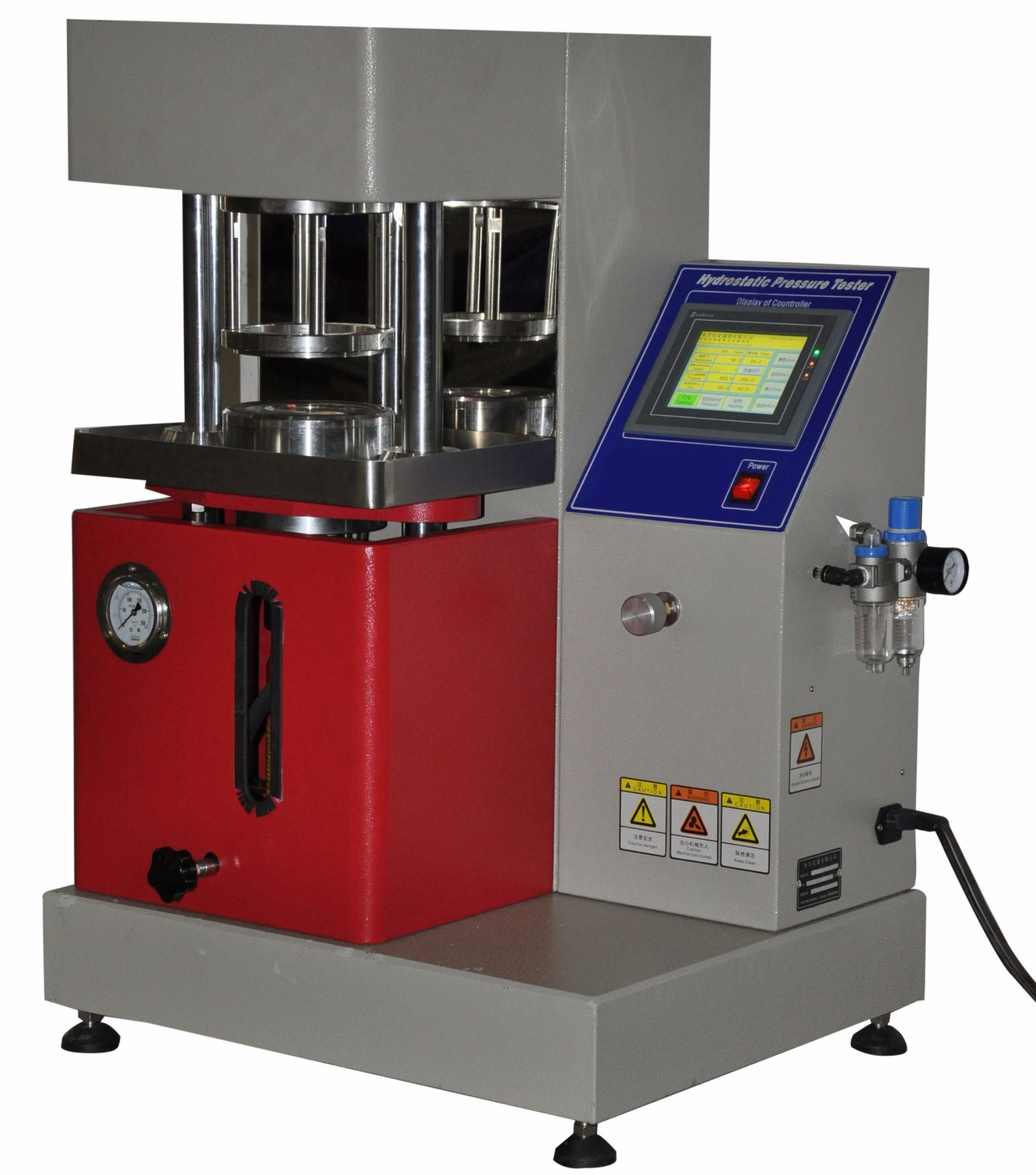 TN1618-C  Ultra-high Hydrostatic Pressure Tester,Ultra-high Hydrostatic Head Tester