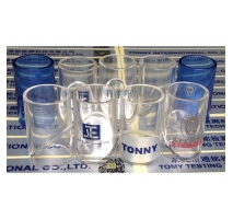 TN2078-B  Transparent Small Parts Cylinder-Gift Design
